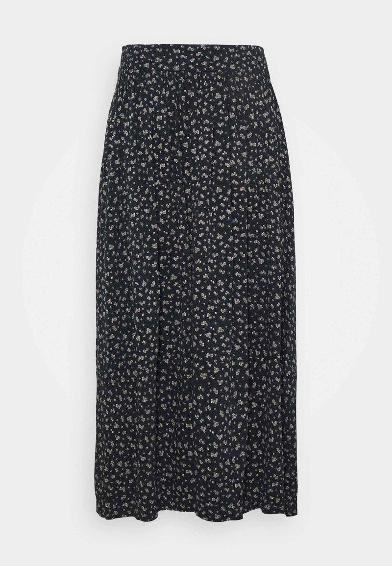 Moss Copenhagen - EANE SKIRT - A-line skirt - black