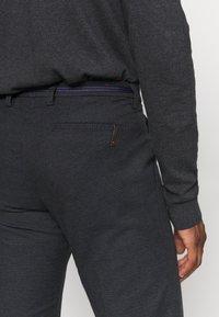 Cinque - CIBRAVO TROUSER - Kalhoty - dark blue - 3