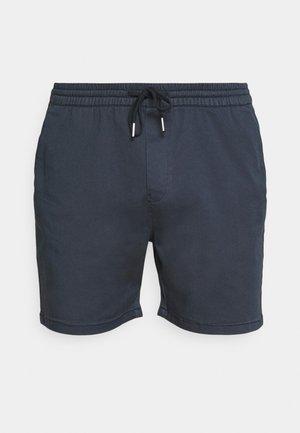RRJOHAN - Shorts - dark denim