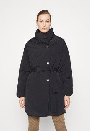 NELL PUFF COAT - Classic coat - black