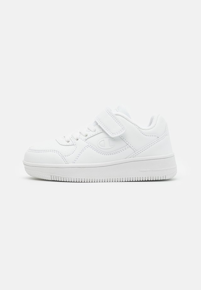 LOW CUT SHOE REBOUND UNISEX - Scarpe da basket - white