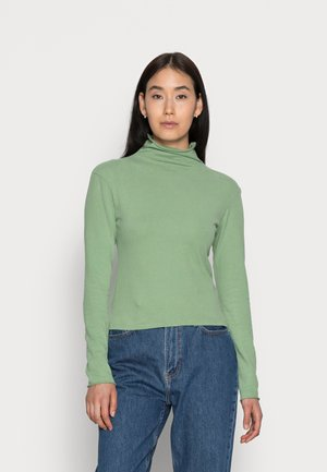 YLITOWN - Long sleeved top - aloe vera