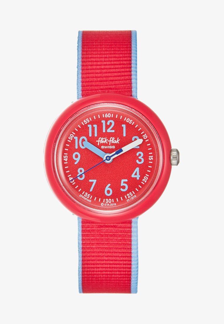 Flik Flak - COLOR BLAST - Watch - rot
