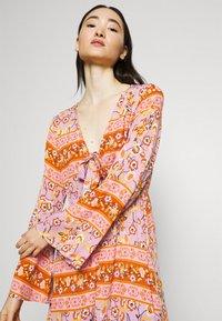 Vila - VICITY FESTIVAL DRESS - Day dress - lavender - 4