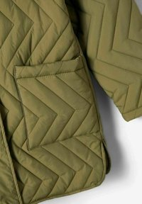 Name it - Winter jacket - green - 3