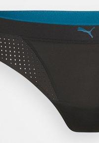 Puma - 2 PACK - Thong - blue/black - 2