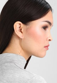 Pilgrim - WINTER EARRINGS - Pendientes - gold-coloured