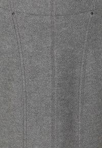 Marc Cain - Pencil skirt - grey - 2
