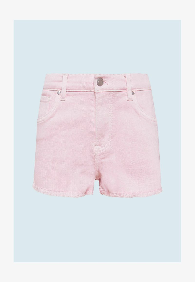 Pepe Jeans - PATTY  - Denim shorts - washed rosa