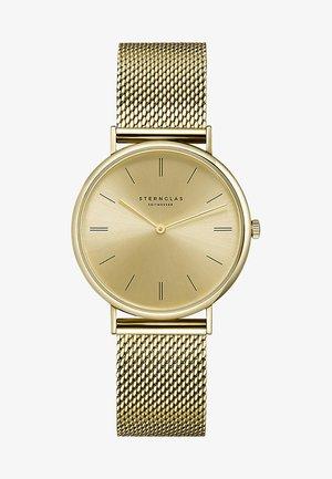 Uhr - gold
