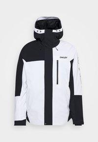 Oakley - Snowboard jacket - black/white - 6