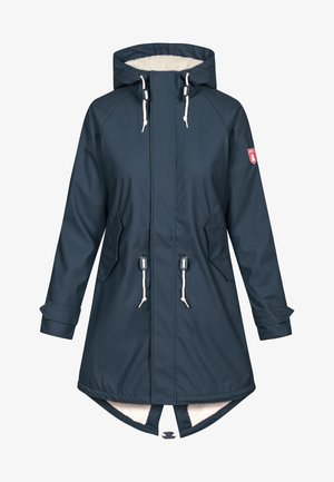 TRAVEL COZY FRIESE RC - Parka - navy