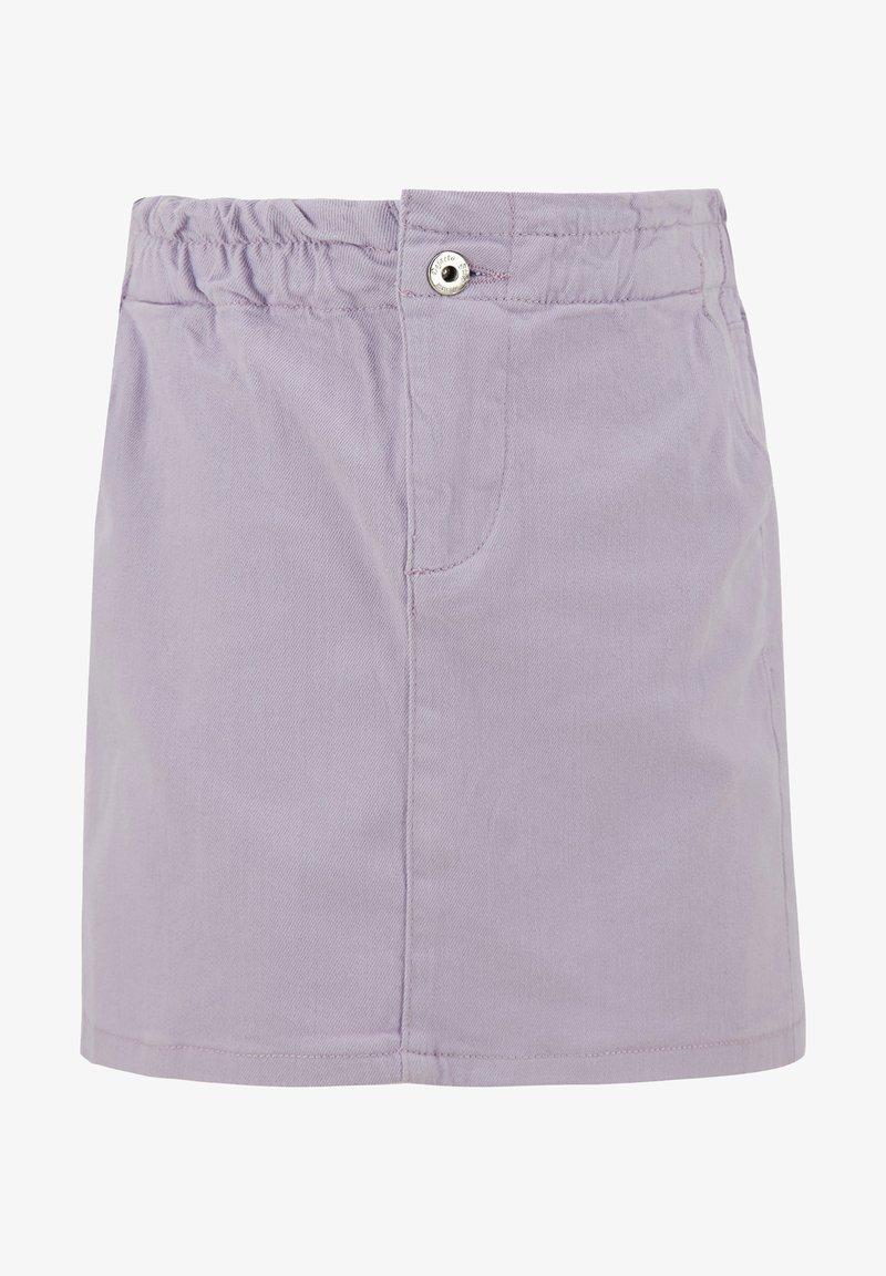 DeFacto - Denim skirt - purple