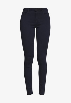 ONLHELLA - Jeans Skinny Fit - dark blue denim