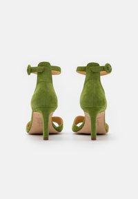 Billi Bi - Sandals - yaca green - 3