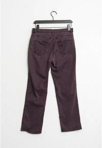 BRAX - Straight leg jeans - purple - 1