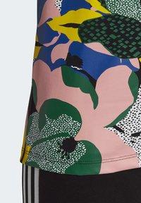 adidas Originals - HER STUDIO LONDON LOOSE T-SHIRT - Print T-shirt - black - 11