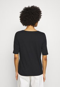 Esprit - T-shirt basic - black - 2