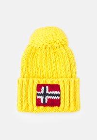 Napapijri - SEMIURY UNISEX - Bonnet - yellow oil - 0
