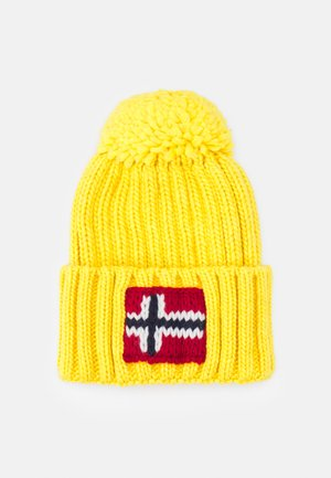SEMIURY UNISEX - Beanie - yellow oil