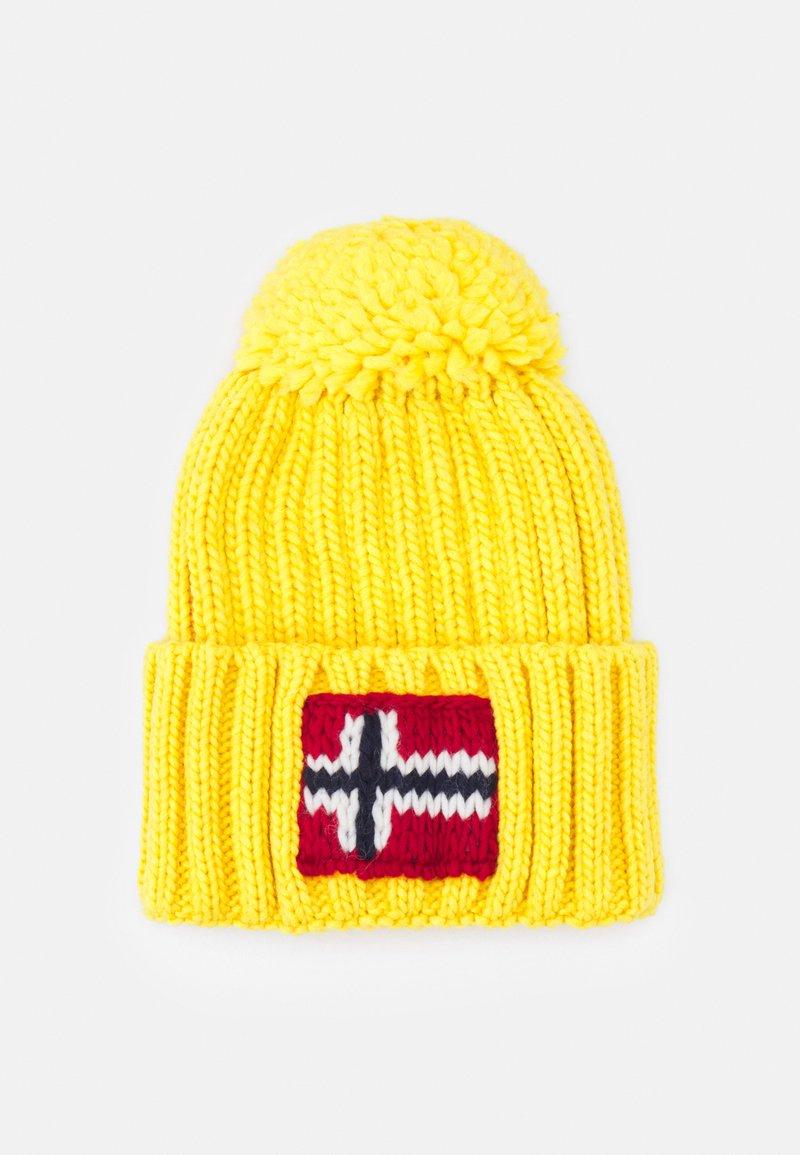 Napapijri - SEMIURY UNISEX - Bonnet - yellow oil