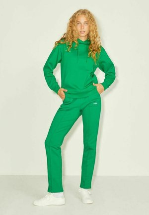 Tracksuit bottoms - jolly green