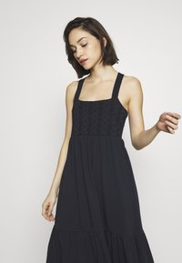 ONLY - ONLVANNA DRESS - Jersey dress - night sky - 3