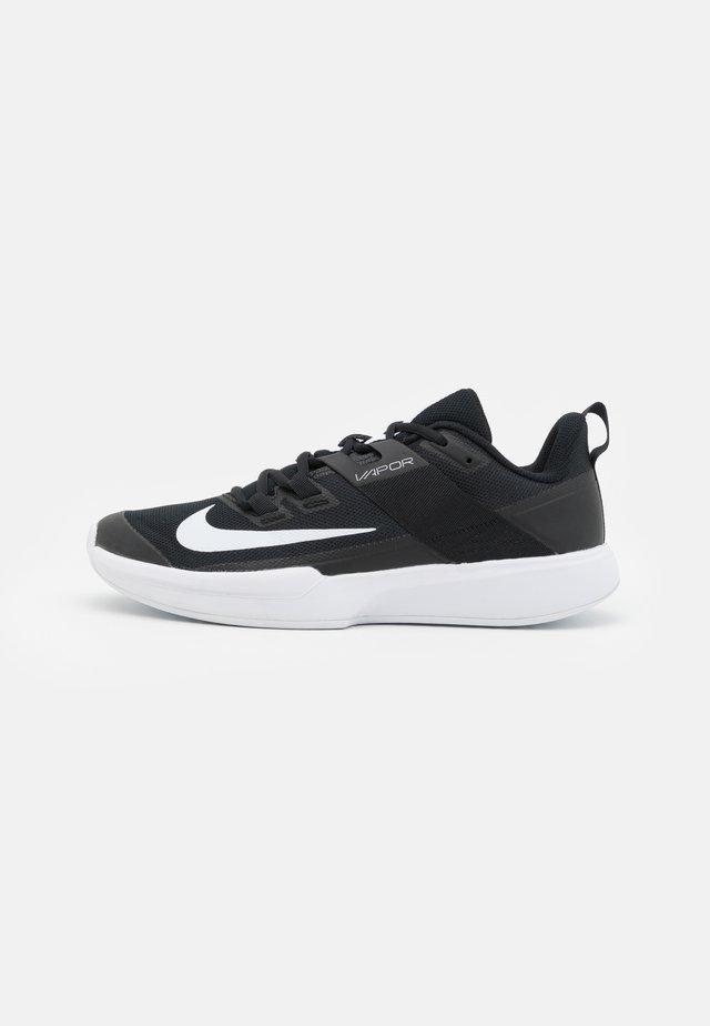 COURT VAPOR LITE - Tennisschoenen voor alle ondergronden - black/white