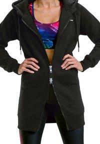 Winshape - Zip-up hoodie - schwarz - 2