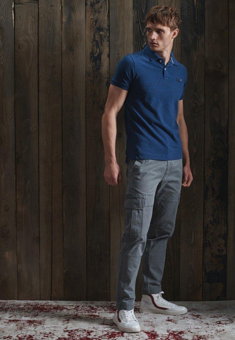 Superdry - Polo shirt - dark blue