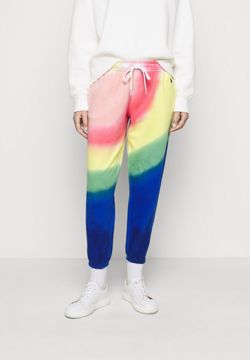 Polo Ralph Lauren - LOOPBACK - Tracksuit bottoms - multi-coloured