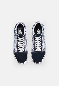 Vans - OLD SKOOL - Sneakers - dress blues/true blue - 3