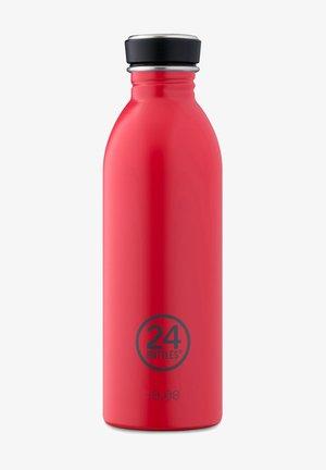 TRINKFLASCHE URBAN BOTTLE BOTANIQUE - Other accessories - red