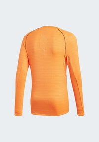 adidas Performance - RUNNER LONG-SLEEVE TOP - Long sleeved top - orange - 7