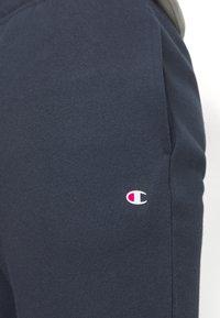 Champion - LEGACY CUFF PANTS - Teplákové kalhoty - dark blue - 4