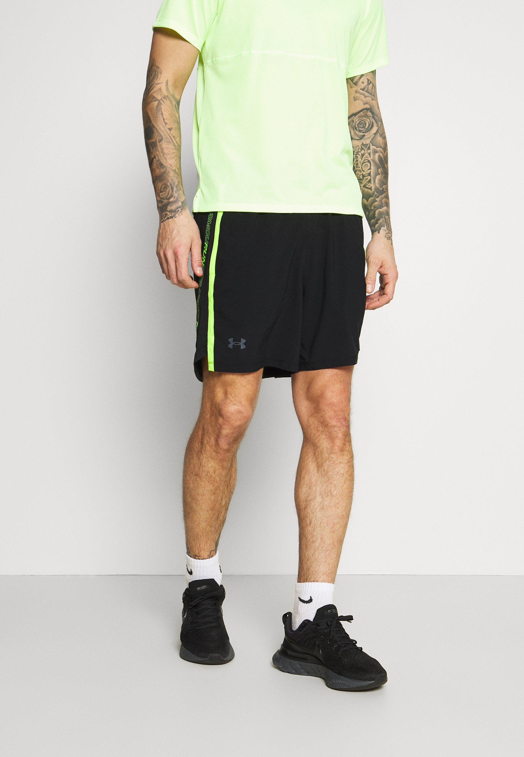 Homme LAUNCH TAPE SHORT - Short de sport