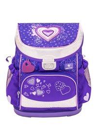 Belmil - SET - School bag - dark purple - 2