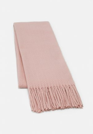 PCKIAL NEW LONG SCARF  - Szal - misty rose