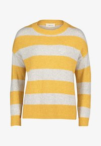 Cartoon - Pullover - yellow/grey - 0