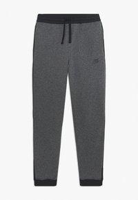 Nike Sportswear - HYBRID PANT - Trainingsbroek - obsidian mist/football grey/track red - 0