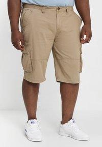 BadRhino - Shorts - stone - 0