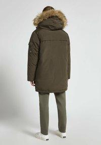 PULL&BEAR - Winter coat - khaki - 1