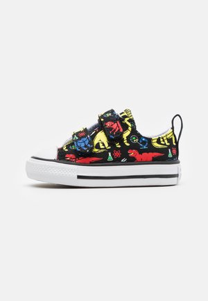 CHUCK TAYLOR ALL STAR DINO UNISEX - Zapatillas - black/multicolor