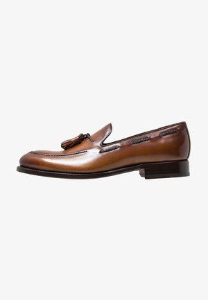 Elegantní nazouvací boty - turin castagna/turin espresso