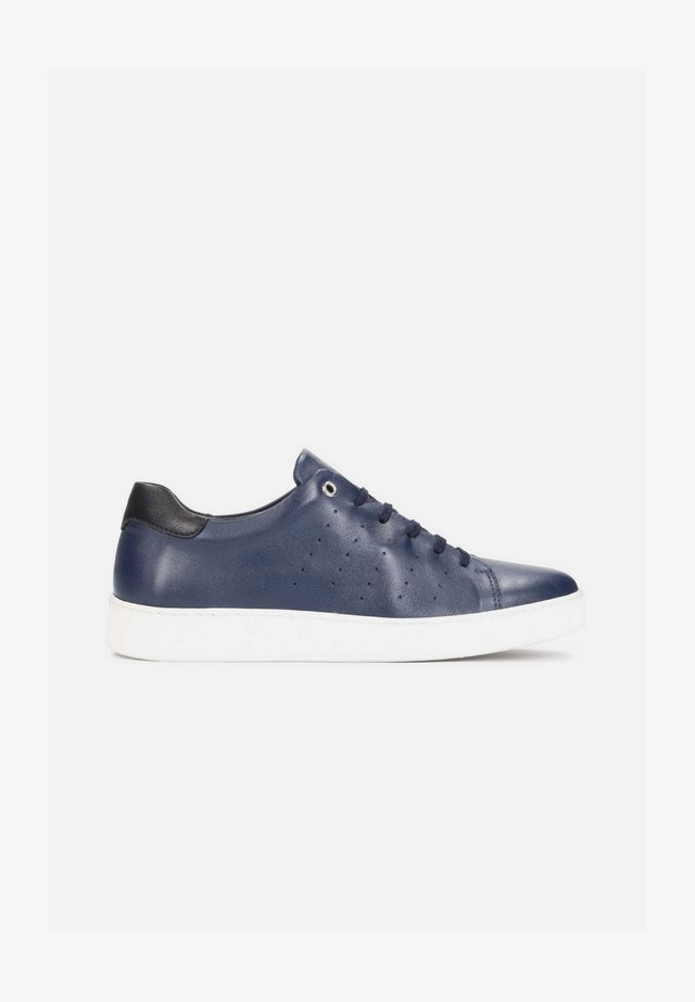 KIEFER - Sneakers laag - navy blue