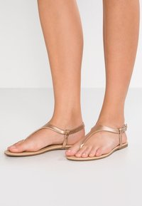 Anna Field - Flip Flops - rose gold - 0