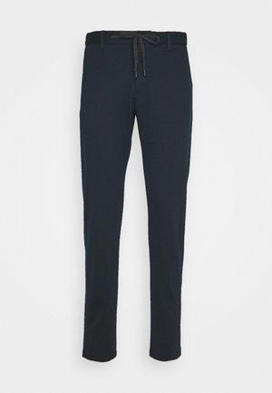MAXTON - Trousers - dark blue
