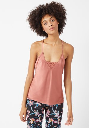Pyjama top - rose