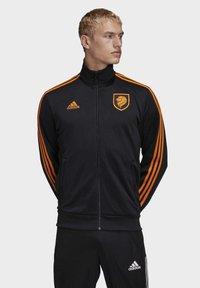 adidas Performance - NIEDERLANDE TRK JKT - Training jacket - black - 0