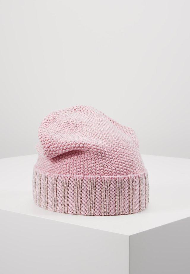 Mütze - rose